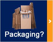 Packing Materials Shop - Seaton Self Storage, East Devon